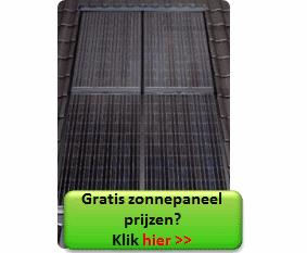 zonnepanelen prijs