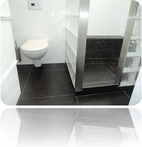 Badkamer verbouwen verbouwkosten - Glazen kamer bad ...
