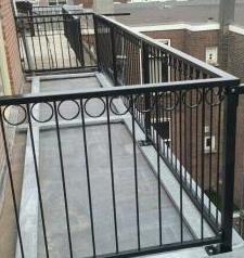 Balkon hekwerk opknappen of vervangen verbouwkosten - De kosten deco ...