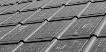 dakpan zonnepanelen