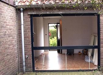 Garage ombouwen tot woonruimte kosten