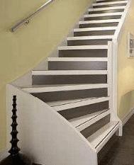 Trap verbouwkosten for Nieuwe trap laten plaatsen
