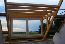 Zelf dakkapel maken