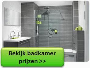 Wat kost een badkamer verbouwkosten for Hoeveel kost een nieuwe badkamer gemiddeld