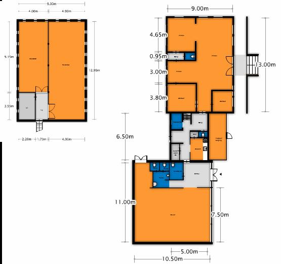 Verbouwing school l informatie over de ombouw en renovatie