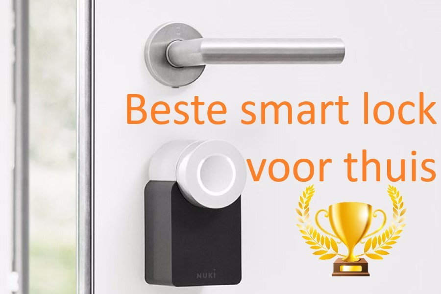 Beste slimme slot smart lock huis