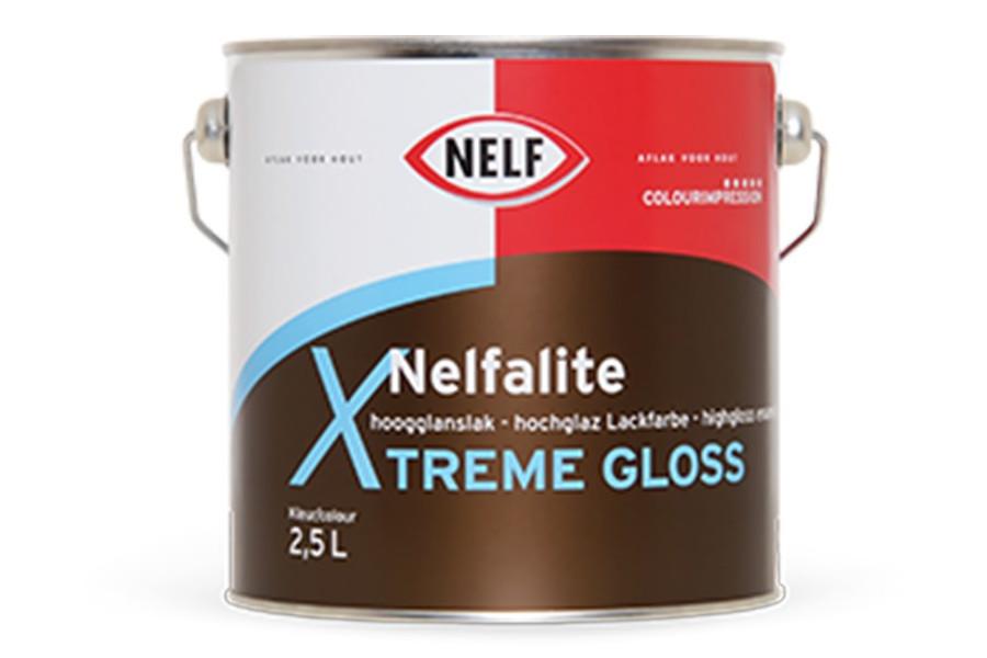 beste verf Nelf Nelfalite Xtreme Gloss