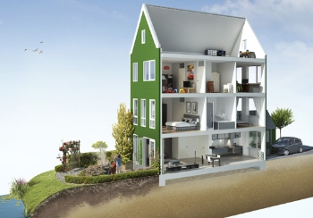 Nieuw huis bouwen tips advies en simpel stappenplan for Aannemer huis bouwen