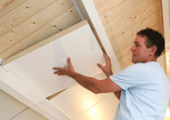Isolatie zolder dak en vloer isoleren met beste kostenbesparing - Maak een mezzanine op de zolder ...