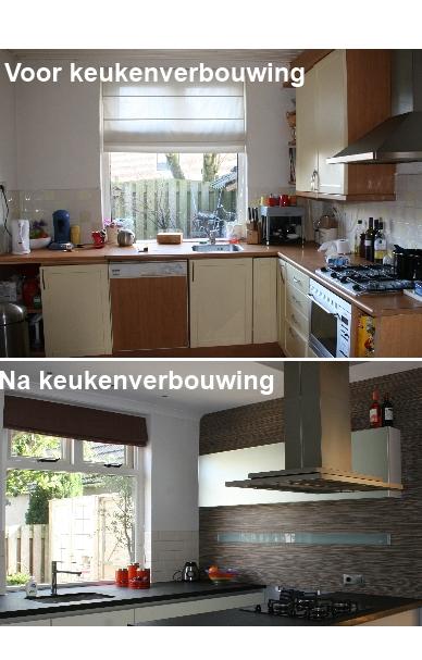 Oude Keuken Renoveren : Oude keuken weer als nieuw