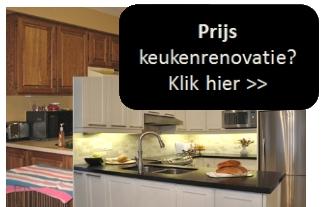 keukenrenovatie prijs Keukenrenovatie