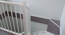Vaste trap naar zolder maken verbouwkosten for Trap plaatsen naar zolder