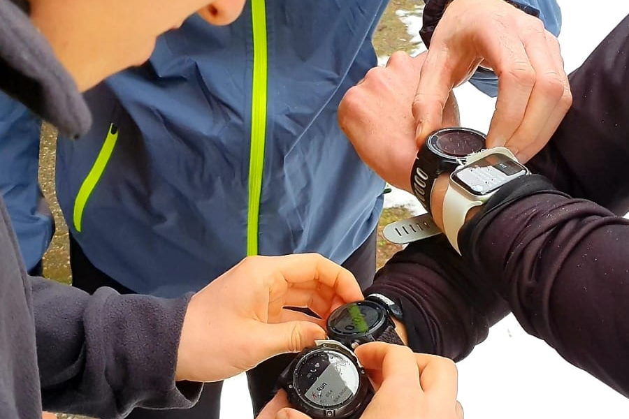 nauwkeurigheid GPS horloges
