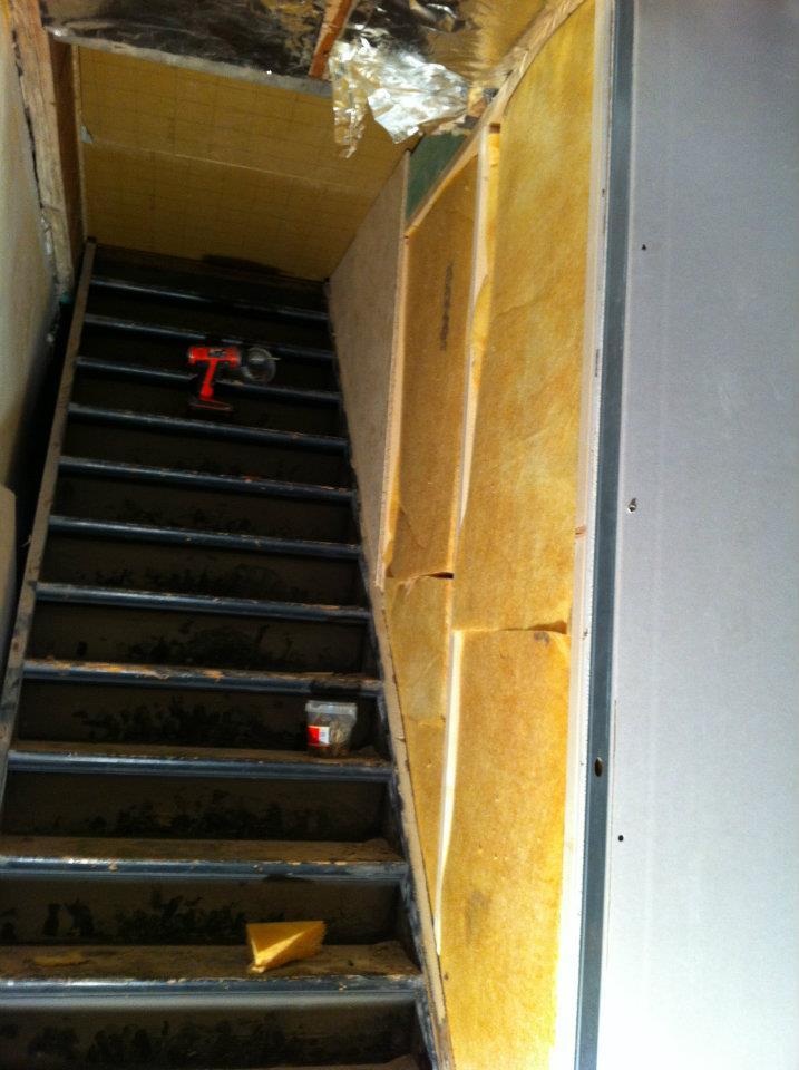 Voortgang verbouwing verbouwkosten for Nieuwe trap laten plaatsen