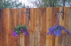 Schutting goedkoop zelf maken verbouwkosten for Huis gezellig maken goedkoop
