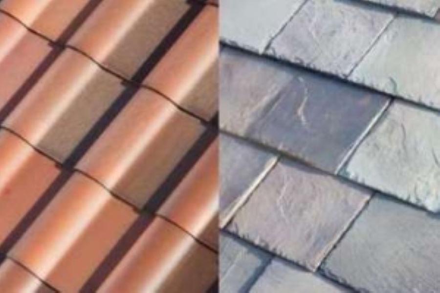 tesla dakpannen zonnepanelen