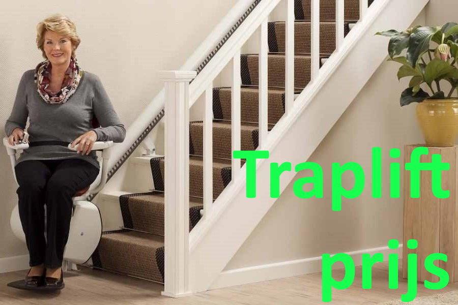 traplift prijs