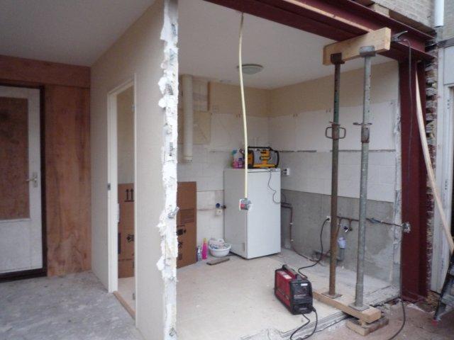 Uitbouwen Keuken Kosten : meerwerk verbouwing