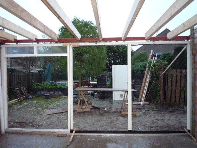 Voorbeelden Aanbouw Keuken : Marco en zijn gezin – Verbouwkosten