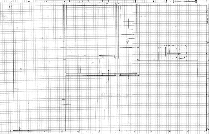 Tekening huis verbouwkosten for Huis inrichten op schaal