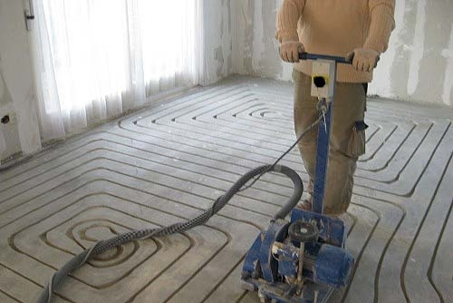 Vloerverwarming verbouwkosten for Wat kost gemiddeld een badkamer