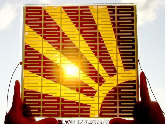 zonnepanelen op zonwering